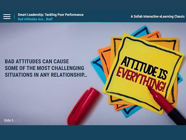 Smart Leadership: Tackling Poor Performance