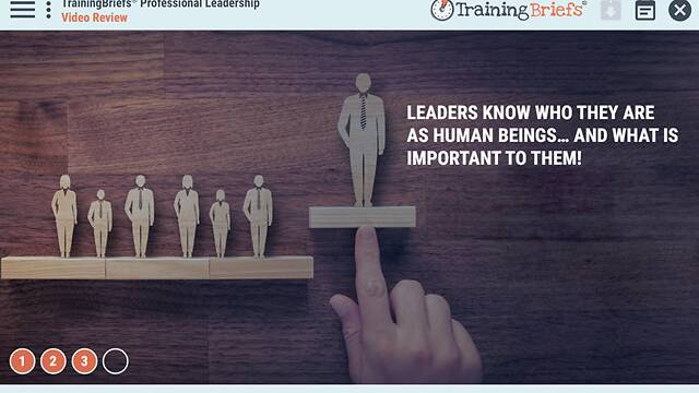 TrainingBriefs® Excelling at Work: Being Accountable & Flexible