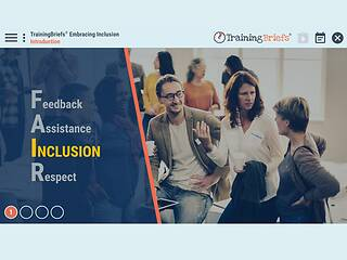 TrainingBriefs® Embracing <u>Inclusion</u>