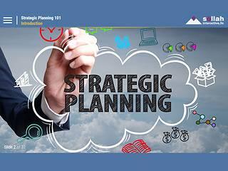 Strategic Planning 101 (<u>Advantage Course</u>)