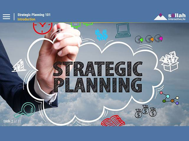 Strategic Planning 101 (Advantage Course)