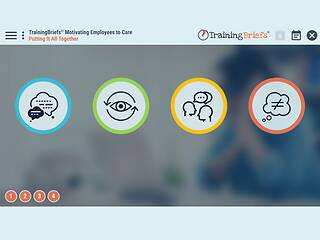 TrainingBriefs® Motivating Employees to Care