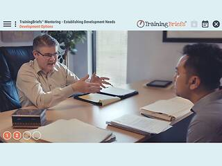 TrainingBriefs® Mentoring - Establishing Development Needs