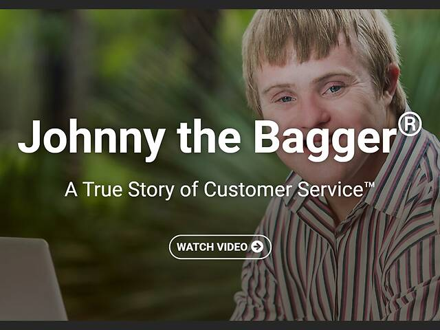 Johnny the Bagger® A True Story of Customer Service™ - Video Course