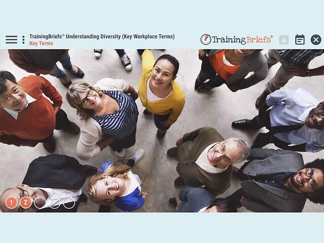 TrainingBriefs® Understanding Diversity (Key Workplace Terms)