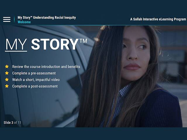 My Story™ - Understanding Racial Inequity