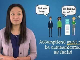 Diversity 101™ - Spreading Rumors