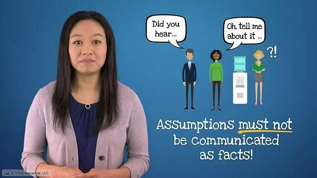 <u>Diversity</u> 101™ - Spreading Rumors