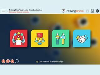 TrainingBriefs® Addressing Misunderstandings