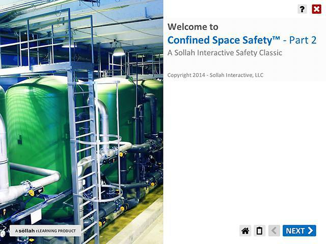 Confined Space Safety™ - Part 2
