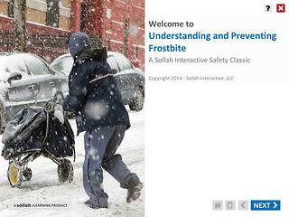 Understanding and Preventing Frostbite™