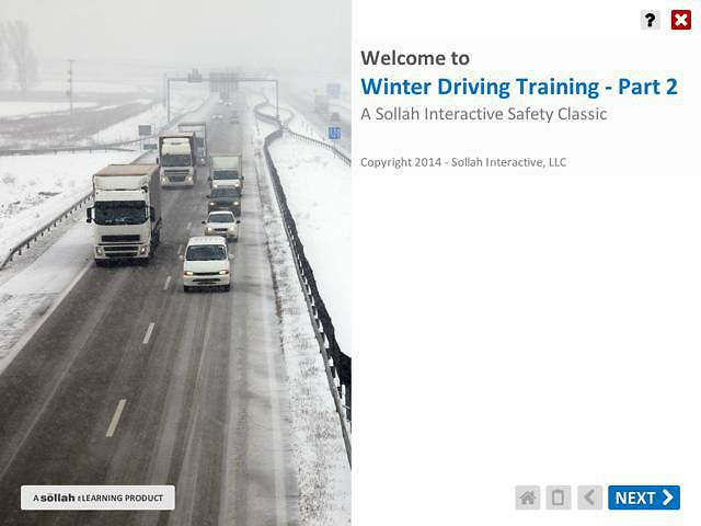 Winter Driving Training™ Part 2
