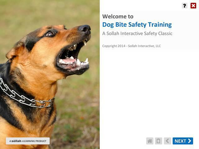 Dog Bite Safety Training™