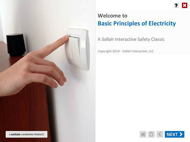 Basic Principles of Electricity™