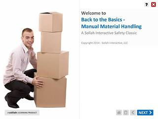 Back to Basics: Manual Material Handling™