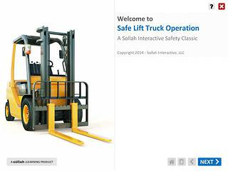 Safe Lift Truck Operation™
