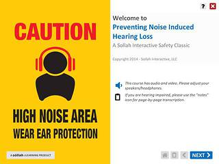 Listen Up! Preventing Noise Induced Hearing Loss™