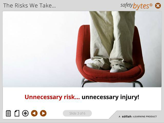 SafetyBytes® - Office Safety (Unauthorized Maintenance)