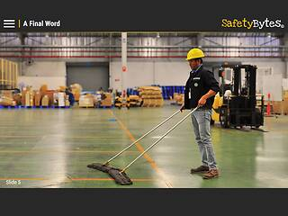 SafetyBytes® - Good Housekeeping in the Workplace