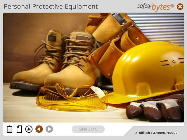 SafetyBytes® - An Overview of Protective Gear
