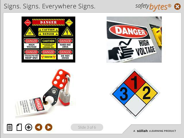 SafetyBytes® - An Overview of Signs, Tags and Labels