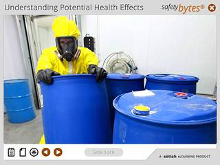 SafetyBytes® - Health Risks of Hazardous Materials