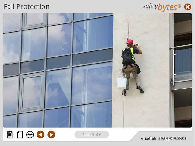 SafetyBytes® - Using a Vertical Lifeline