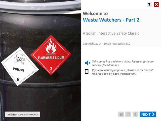 Waste Watchers™ - Part 2