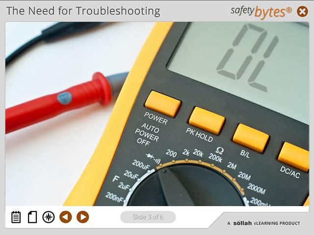 SafetyBytes® - Using the VOM Meter