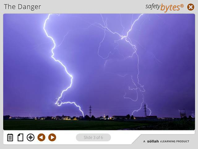 SafetyBytes® - Electrical Safety - Lightning and Static Electricity