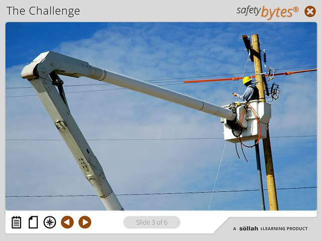SafetyBytes® - High Voltage Areas