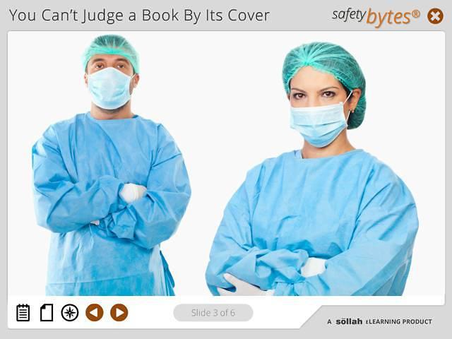 SafetyBytes® - Bloodborne Pathogens Emergency Procedures