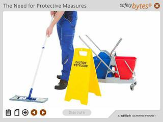 SafetyBytes® - Bloodborne Pathogens: Proper Housekeeping