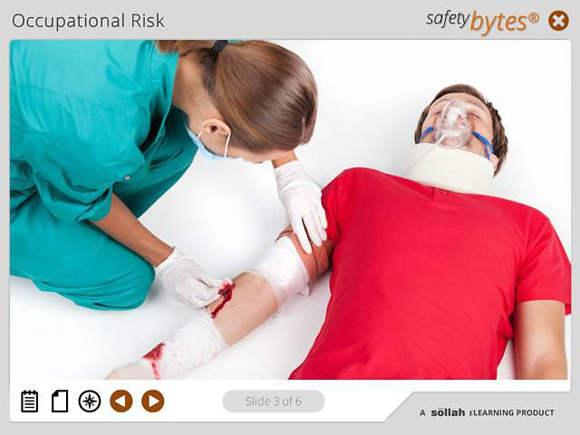 SafetyBytes® -Bloodborne Diseases: What to Do If You are Exposed
