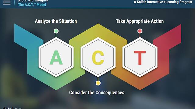 A.C.T. with Integrity™ Real Situations for Discussion