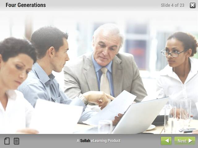 Managing Generation Y: Recruit, Engage, Retain™ - Advantage eLearning