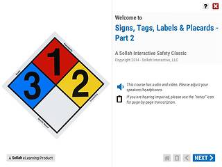 Signs, Tags, Labels & Placards™ - Part 2