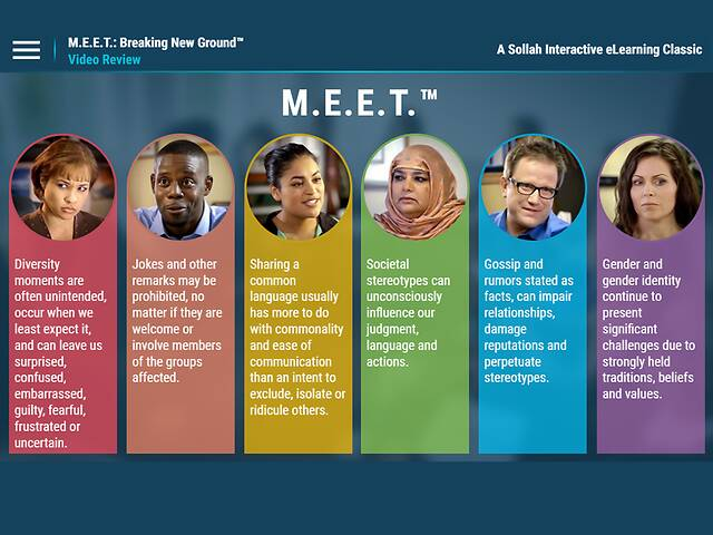M.E.E.T.: Breaking New Ground™ - eLearning Classic