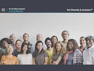 Got Diversity & <u>Inclusion</u>?™ It's All About <u>Inclusion</u>