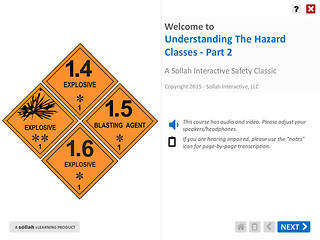 Understanding The Hazard Classes™ - Part 2