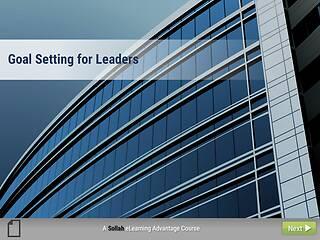 Goal Setting for Leaders