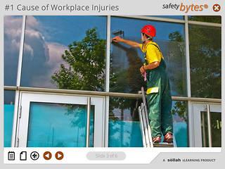 SafetyBytes® - Ladder Safety