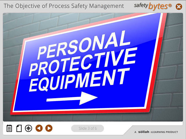 SafetyBytes® - Using PPE Around Ammonia