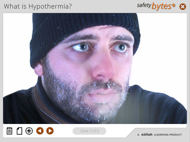 SafetyBytes® - What to Do in a Hypothermic Situation