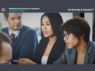 Got <u>Diversity</u> & Inclusion?™ Rethinking Racial <u>Diversity</u> (for Managers)
