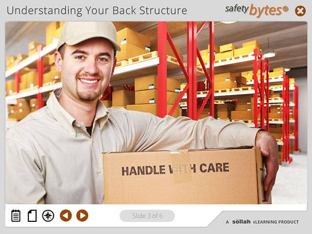 SafetyBytes® - Turning and Back Safety