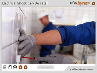 SafetyBytes® - Shock Protection and Grounding