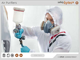 SafetyBytes® - Air Purifying Respirators: Gas and Vapor Airborne Contaminates