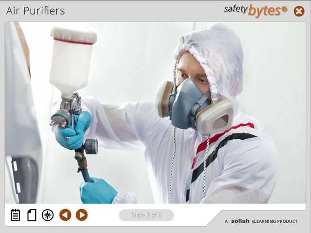 SafetyBytes® - Air Purifying Respirators: Gas and Vapor Airborne Contaminates