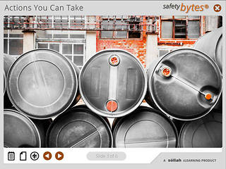 SafetyBytes® - Hazardous Waste Minimization